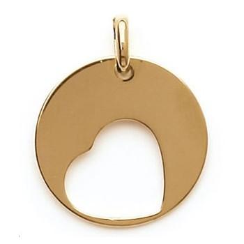 Pendentif en plaqué-or