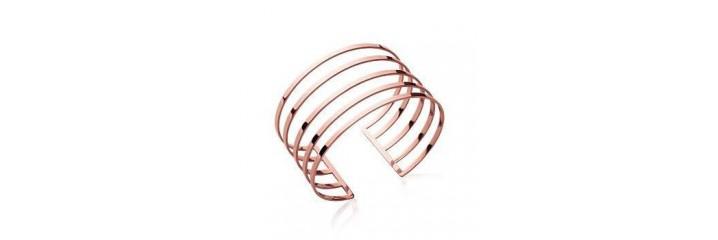 Bracelets type Jonc (rigide) en acier